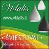 Vidalis, UAB логотип