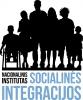 """Viešoji Įstaiga """"Nacionalinis Socialinės Integracijos Institutas"""" logotipas"""