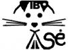 """Viešoji Įstaiga """"Vibrisė"""" logotype"""