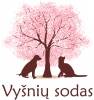 """Viešoji Įstaiga """"Vyšnių Sodas"""" logotipas"""
