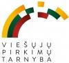 Viešųjų pirkimų tarnyba logotipas