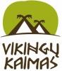 """Viešoji įstaiga """"Vikingų kaimas"""" логотип"""