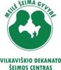 Vilkaviškio dekanato šeimos centras logotipas