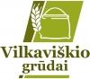 """Žemės ūkio kooperatyvas """"Vilkaviškio grūdai"""" logotipas"""