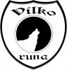Vilko runa, MB logotipas