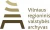Vilniaus regioninis valstybės archyvas logotype