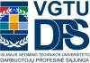 Vilniaus Gedimino Technikos Universiteto (VGTU) Darbuotojų Profesinė Sąjunga logotype