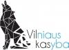 Vilniaus kasyba, MB logotyp
