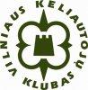 Vilniaus keliautojų klubas logotipas