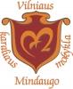 Vilniaus karaliaus Mindaugo mokykla logotipo
