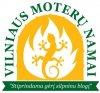 Vilniaus Moterų namai. Moterų krizių centras logotipas