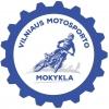 Vilniaus motosporto mokykla, VšĮ logotyp