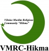 """Vilniaus musulmonų religinė bendruomenė """"Hikma"""" logotyp"""