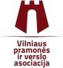 Vilniaus pramonės ir verslo asociacija logotipas