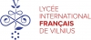 Vilniaus tarptautinis prancūzų licėjus 标志