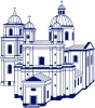 Vilniaus stačiatikių Šventosios Dvasios vienuolynas logotipas