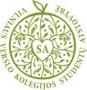 Vilniaus verslo kolegijos studentų atstovybė logotype