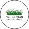VIP sodas, MB logotipas