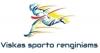 Viskas sporto renginiams, VšĮ logotyp