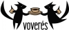 "UAB ""Voverės"" logotipas"
