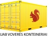 Voverės konteineriai, UAB 标志