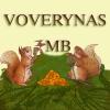 Voverynas, MB logotipas