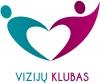 """""""Vizijų"""" klubas, VšĮ logotype"""