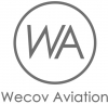 "UAB ""WECOV AVIATION"" logotipo"