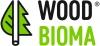 """UAB """"Woodbioma"""" logotipas"""