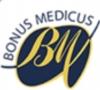 Ž. Kučingio IĮ Bonus Medicus logotipas