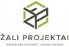Žali projektai, UAB logotipas