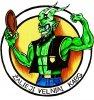 Žalieji velniai, asociacija logotipas