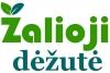 """""""Žalioji dėžutė"""", UAB logotipo"""