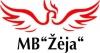 Žėja, MB logotipas