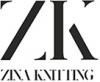 Zina knitting, UAB logotipas