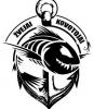 """Žvejų klubas """"Žvejai kovotojai"""" logotype"""