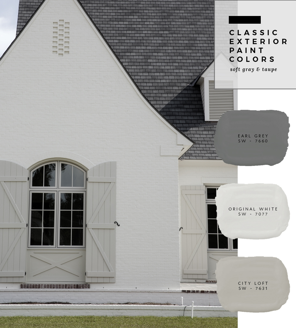 Classic-Exterior-Paint-Colors-Soft-Gray-Taupe