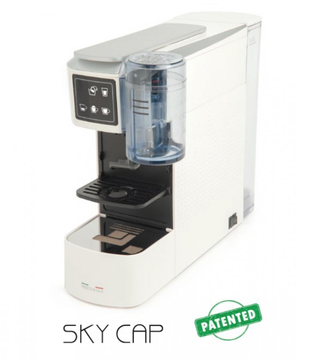 Kapsuliniai kavos aparatai