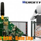 2018 metų gaminys. GSM vartų valdymo modulis DiTeL GSM - Gate Lite už 55 EUR