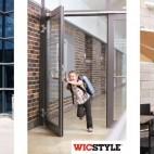 Durys ir kitos aliuminio konstrukcijos
