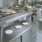 Nerūdijančio plieno gaminiai virtuvei