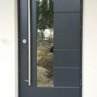 Šarvuotos, metalinės durys