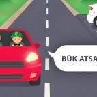 Nevairuok neblaivus | Išsikviesk eTransport vairuotoją
