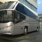 Turistinių autobusų nuoma