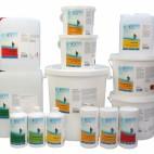 Baseinų chemija, vandens priežiūros priemonės
