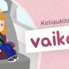 Vaikiška kėdutė taksi | Kid Transport