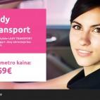 Lady Transport | Moteris už vairo