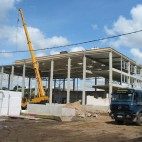 Pramoninė statyba