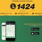 Taksi paslaugos verslui