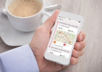 Automobilių paieškos sistema Cobra Connex Vodafone - ALTAS
